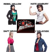 YUL Interviews the Atlanta Roller Girls