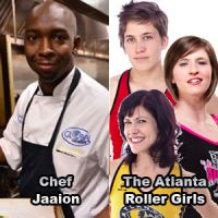 Chef Jaaion & The Atlanta Roller Girls