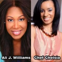 Y.U.L. Interviews Chef Chelsia & Ali J. Williams