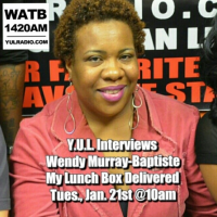 Y.U.L. Interviews Wendy Murray-Baptiste