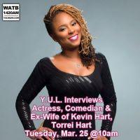 Y.U.L. Interviews Torrei Hart