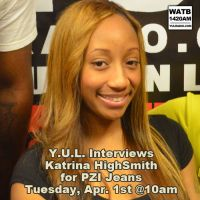 Y.U.L. Interviews Katrina Highsmith for PZI Jeans