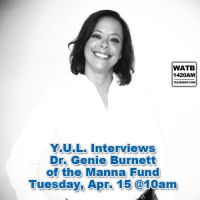 Y.U.L. Interviews Dr. Genie Burnett