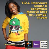 Y.U.L. Interviews Madiysn Elise