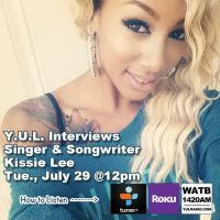 Y.U.L. Interviews Kissie Lee