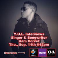Y.U.L. Interview Kam Corvet