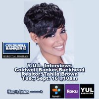 Y.U.L. Interviews Tahlia Brown