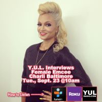 Y.U.L. Interviews Charli Baltimore