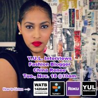 Y.U.L. Interviews China Renee
