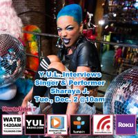 Y.U.L. Interviews Sharaya J