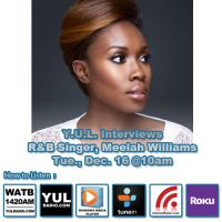 Y.U.L. Interviews Meelah Williams