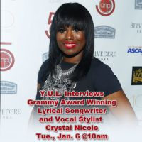 Y.U.L. Interviews Crystal Nicole