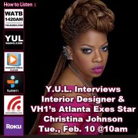 Y.U.L. Interviews Christina Johnson