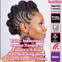 Y.U.L. Interviews Tangie Palmer