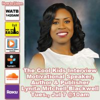 The Cool Kids Interview Lynita Mitchell-Blackwell