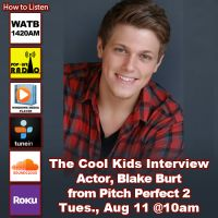 The Cool Kids Interview Blake Burt
