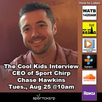 The Cool Kids Interview Chase Hawkins