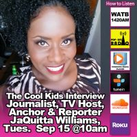 The Cool Kids Interview JaQuitta Williams