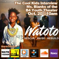 The Cool Kids Interview Ms. Blanks