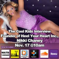 The Cool Kids Interview Nikki Chaney