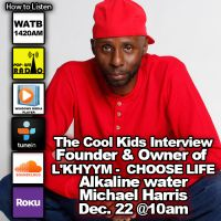 The Cool Kids Interview Michael Harris
