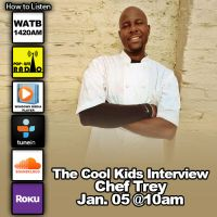 The Cool Kids Interview Chef Trey