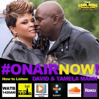 The Cool Kids Interview David & Tamela Mann