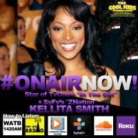 The Cool Kids Interviews Kellita Smith