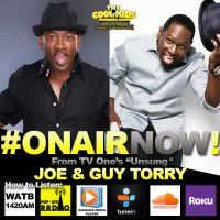 The Cool Kids Interview Guy & Joe Torry