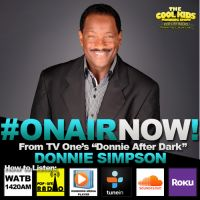 The Cool Kids Interview Donnie Simpson