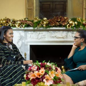 Oprah Interviews Michelle Obama on her exit of the White House