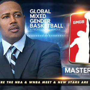 """Master P and Tiny Harris set to host press conference on new joint venture, """"Global Mixed Gender Basketball Professional League"""" - Philips Arena - August 17, 2017"""