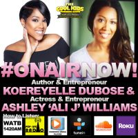 The Cool Kids Interview Koereyelle Dubose & Ashley 'Ali J.' Williams