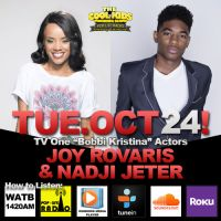 The Cool Kids Interview Joy Rovaris & Nadji Jeter