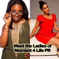 YUL Interviews the ladies of Moment 4 Life Public Relations Firm