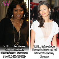 YUL: AW Media Group and Thandie Newton
