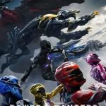 Power Rangers - Poster Artwork