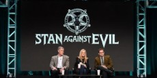 IFC 'Stan Against Evil' Panel at the TCA Summer Press Tour, Day 4, Los Angeles, USA - 31 Jul 2016