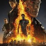 Terminator Genisys Movie Artwork