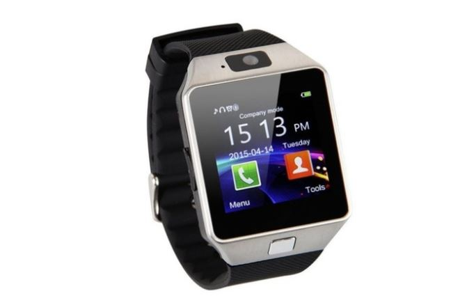 android-wristwatch