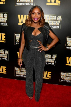"ATLANTA, GEORGIA - MARCH 10: Quad Webb attends the premiere of ""Waka & Tammy: What The Flocka"" at Republic on March 10, 2020 in Atlanta, Georgia. (Photo by Paras Griffin/Getty Images WE tv)"