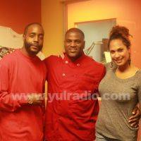 YUL interview celebrity chef to the stars, Chef Delroy