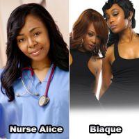 Y.U.L. Interviews Nurse Alice & Blaque