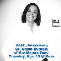 Y.U.L. Interviews Dr. Genie Burnett