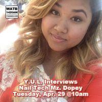 Y.U.L. Interviews Mz. Dopey
