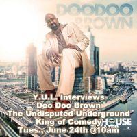 Y.U.L. Interviews Doo Doo Brown