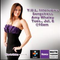 Y.U.L. Interviews Amy Whaley