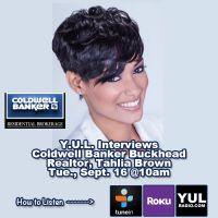 Y.U.L. Interviews Tahlia Brown