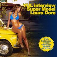 YUL Interview Super Model Laura Dore