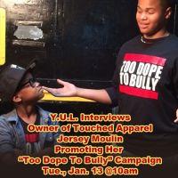Y.U.L. Interviews Jerell Shearin & Jersey Moulin